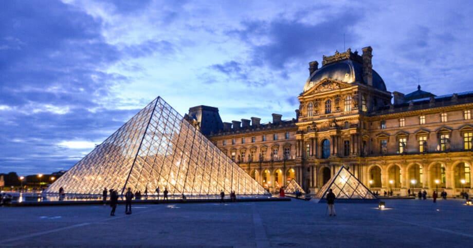 Louvren, Paris